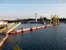 Brücke zur Sunken City