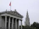 Parlament und Rathaus