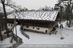 Tiroler Hof im Schnee