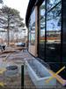Bau Giraffenhaus