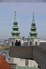 Auf dem Dach des Flakturms