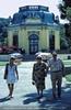 Vor dem Kaiserpavillon