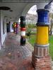 Hundertwassser Säulen