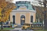 Kaiser Pavillion und der Schönbrunner