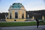 Kaiser Pavillon behübscht