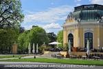 Kaiser Pavillon mit Gastgarten