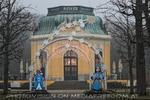 Weihnachtstor Kaiser Pavillon