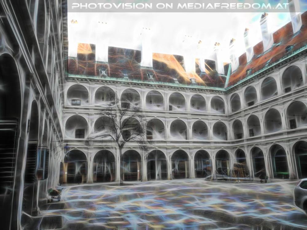 Spanischer Innenhof stallungen innenhof innere stadt spanische hofreitschule