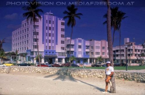 Miami Beach 12 - Art Deko: Charly Swoboda