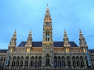 Rathaus Front