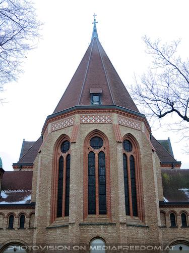 Donaufelder Kirche 1