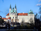 Blick zum Stift Klosterneuburg 1