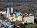 Blick zum Stift Klosterneuburg 2
