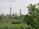 Moschee in Wien - Koexistenz