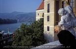 Blick zur Donau vom Stift