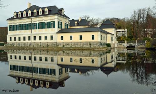 Schloss Laudon Wien: Keiner
