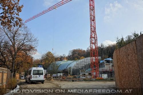Bau vom Franz Josef Land 01