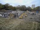 Bau des Thermenparks
