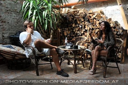 Freedom Prision 17: Charly Swoboda,Nadia