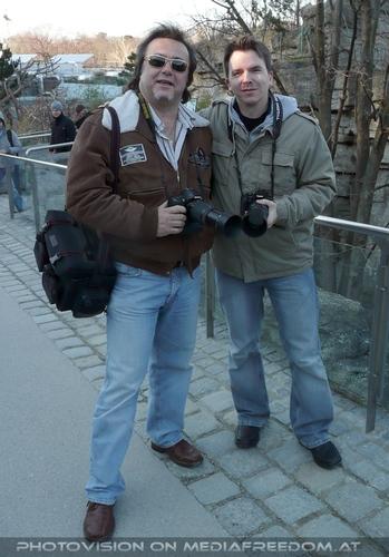 Fotografen 2: Charly Swoboda,Markus P.