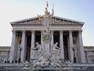 Pallas Athene und Parlament