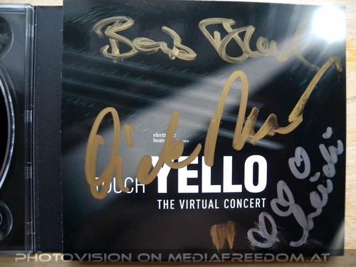 Touch Yello 53: Boris Blank,Dieter Meier,Heidi Happy