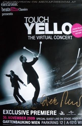 Touch Yello 54: Dieter Meier,Boris Blank
