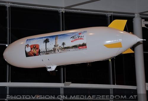 Türkei - Luftschiff