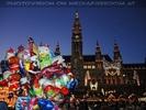 Weihnachts Ballons