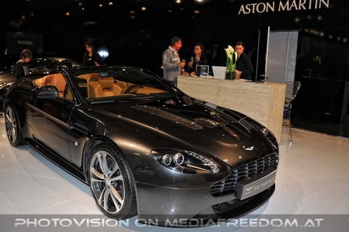 Beauties and Beasts 26 - Aston Martin