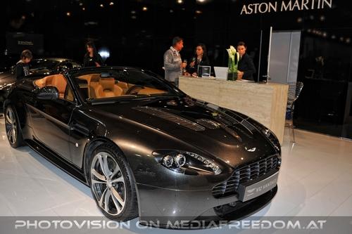 Beauties and Beasts 26 - Aston Martin