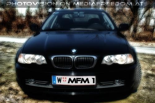 MFM 1 on BMW 330CI: MediaFreeMobile