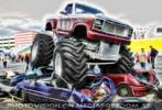 Monster Truck Show 25 Destroyer