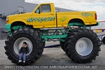Monster Truck Show 28 Buttercup