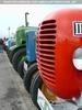 Traktor Oldtimer Kühlergrill