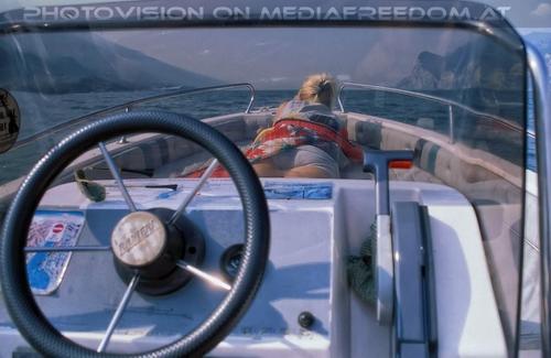 Bootsfahrt bei Limone 12: Gabriele P.