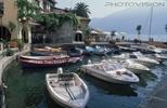 Kleiner Hafen von Limone