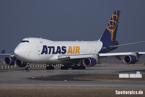Atlas Air: Michael Kirsch