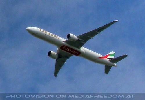Fast ein Fest 16: Emirates