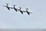 Saab 105 Formation Display 01