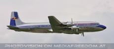 DC6 Flying Bull