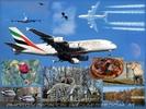 Erde, Wasser, Luft! Und Feuer im A380 Triebwerk
