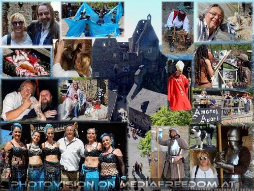 Die Burg Aggstein ist verzaubert!: Fahima Hexen, Amarok Avari, Der Kastellan, DruidCraft by Druidae Magnar, Charly Swoboda, Gabriele P.