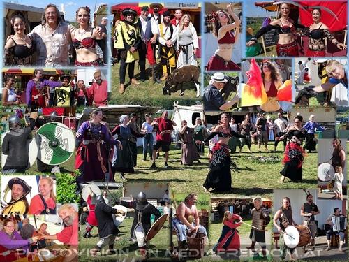 Das Eisenfaust Jubeeeelfest!!!: Georg von Rotenturm, Der Kastellan, Fahima Hexen mit Mari Tenar, Amici Admini, Feitel, u.v.a...