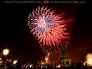 Prächtiges Feuerwerk