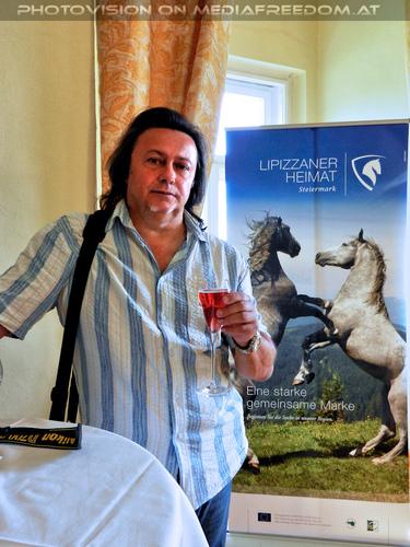 Lipizzaner Heimat 38: Charly Swoboda