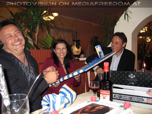 Im on my way party 16: Charly Swoboda,Brigitte Egretzberger,Gerhard E.