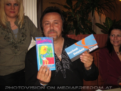 Im on my way party 12: Gabriele P.,Charly Swoboda,Brigitte Egretzberger