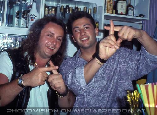 Marinero Party 03: Charly Swoboda