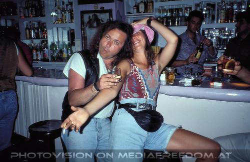 Marinero Party 08: Charly Swoboda,Heike